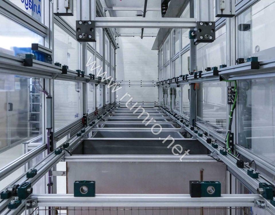 پروفیل آلومینیوم صنعتی