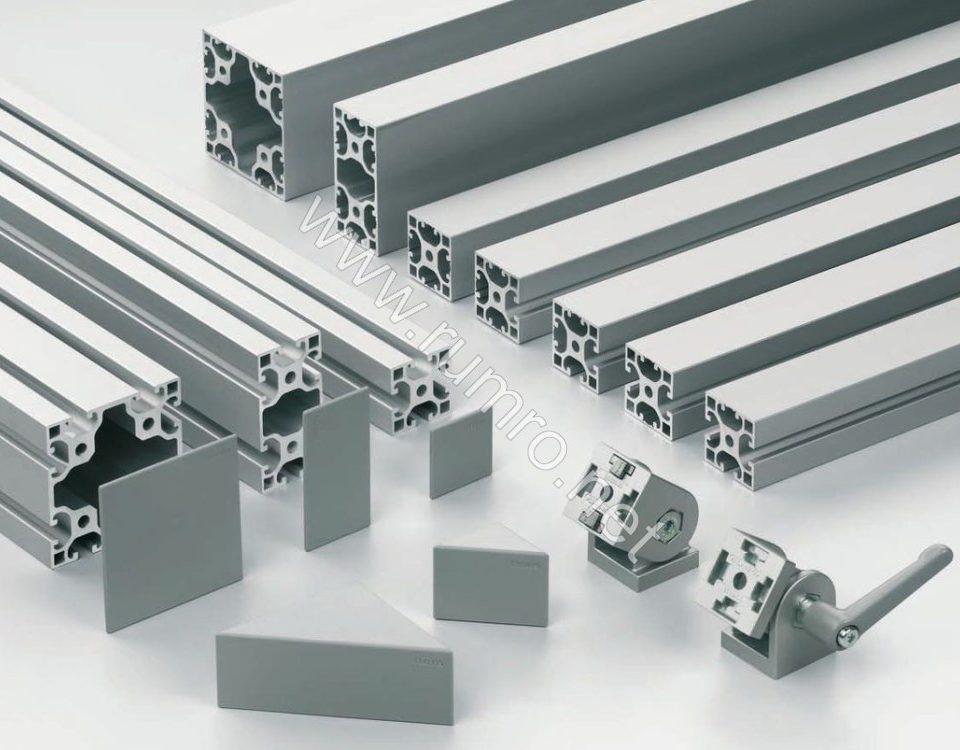 پروفیل آلومینیوم و یراق آلات میز LCD LED